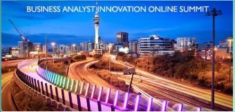 BUSINESS ANALYST INNOVATION ONLINE SUMMIT