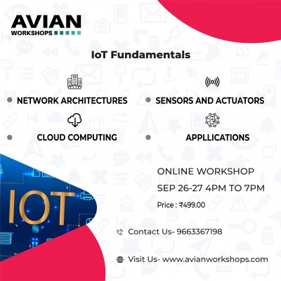 Online Workshop on IoT Fundamentals