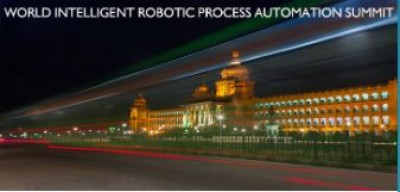 WORLD INTELLIGENT ROBOTIC PROCESS AUTOMATION SUMMIT