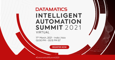 Datamatics Intelligent Automation Summit 2021