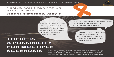 Finding Solutions for MS (Multiple Sclerosis) Nature''s Way