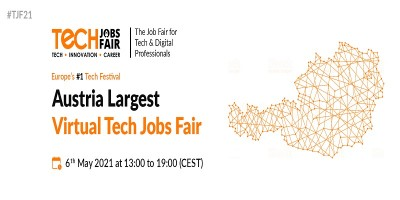 Austria Largest Recruiting and Branding Virtual Jobs Fair