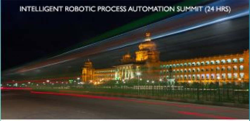INTELLIGENT ROBOTIC PROCESS AUTOMATION ONLINE SUMMIT