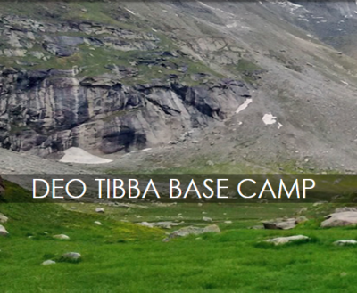 DEO TIBBA BASE CAMP