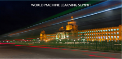 WORLD MACHINE LEARNING SUMMIT