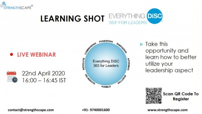 Learning Shots: Everything DiSC 363 for Leaders