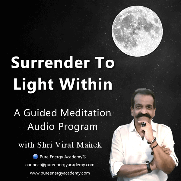 Surrendering To Light Within